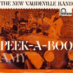 Original Cover Artwork of New Vaudeville Band Peek A Boo