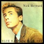 Original Cover Artwork of Nick Heyward Blue Hat Day