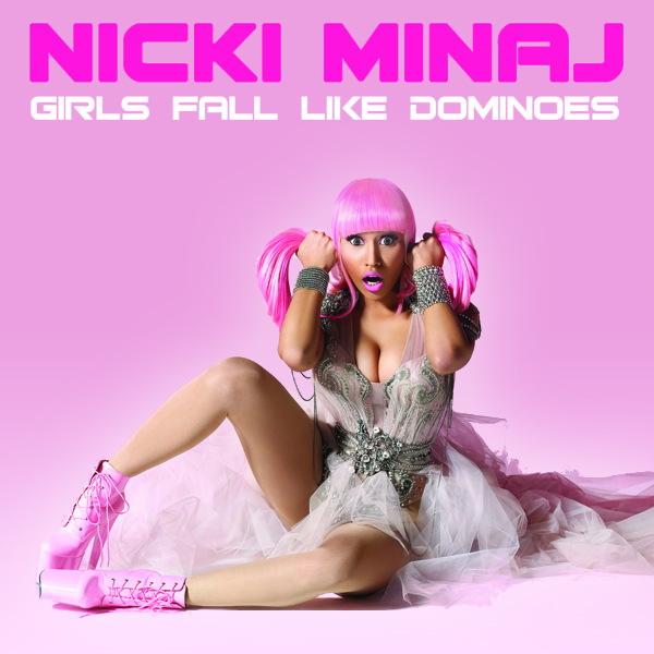 nicki minaj girls dominoes 1