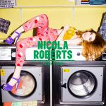 Original Cover Artwork of Nicola Roberts Lucky Day