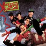 Original Cover Artwork of Nkotb Merry Christmas