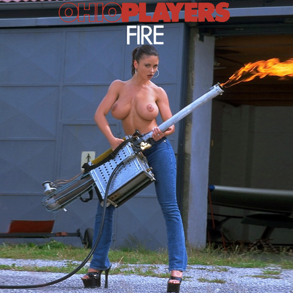 Cover Artwork Remix of Ohio Players Fire