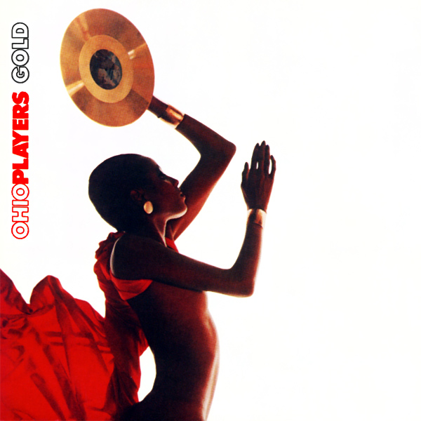 Original Cover Artwork of Ohio Players Gold