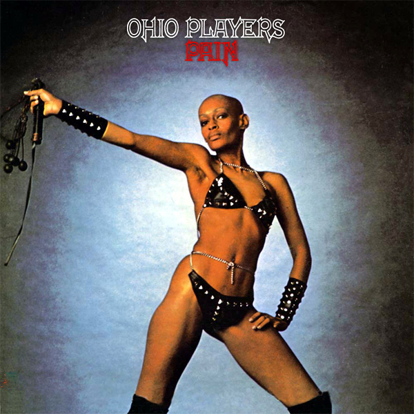 Original Cover Artwork of Ohio Players Pain