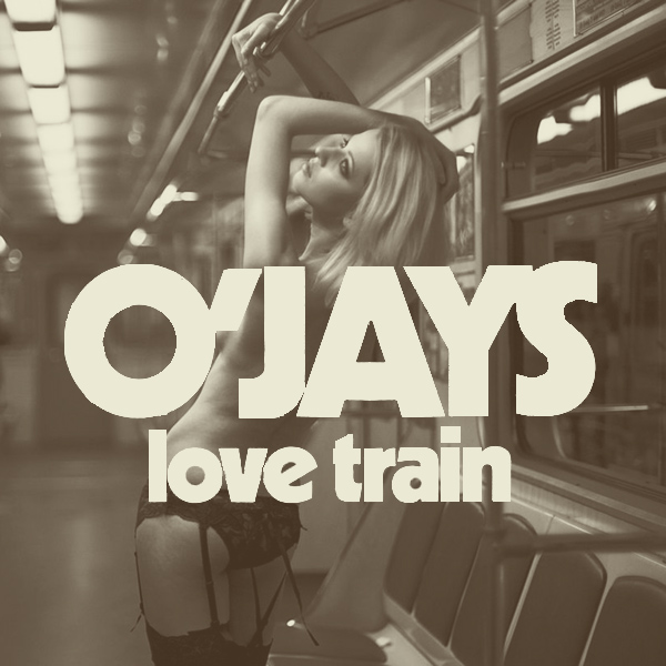 Cover Artwork Remix of Ojays Love Train