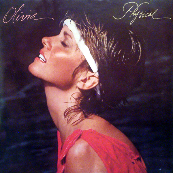 Original Cover Artwork of Olivia Physical