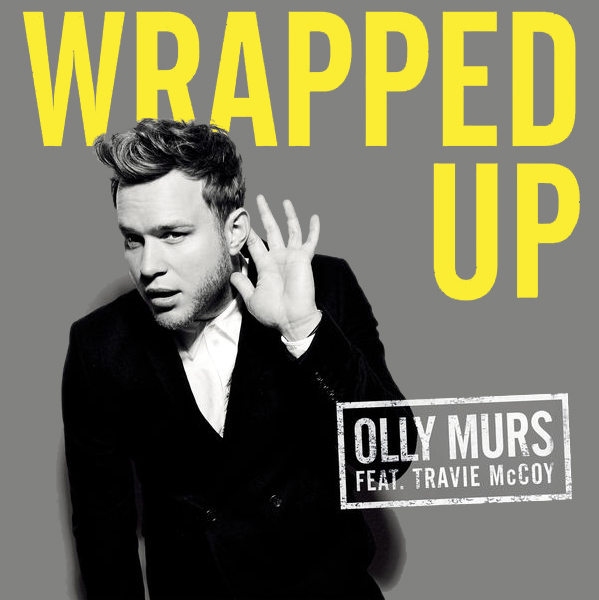 Original Cover Artwork of Olly Murs Wrapped Up