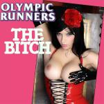 Cover Artwork Remix of Olympic Runners The Bitch