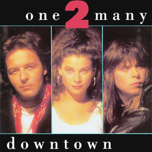 Original Cover Artwork of One 2 Many Downtown
