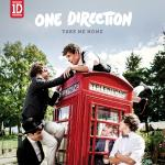 Original Cover Artwork of One Direction Take Me Home