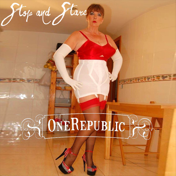 Cover Artwork Remix of One Republic Stop And Stare
