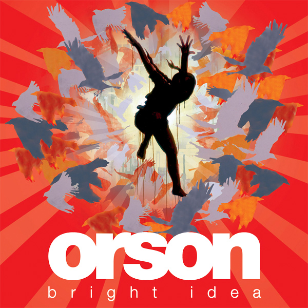 Original Cover Artwork of Orson Bright Idea