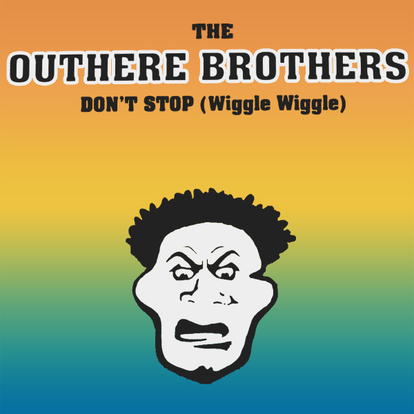 Original Cover Artwork of Outhere Brothers Dont Stop Wiggle