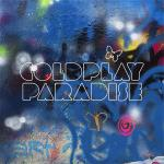 Original Cover Artwork of Paradise Coldplay