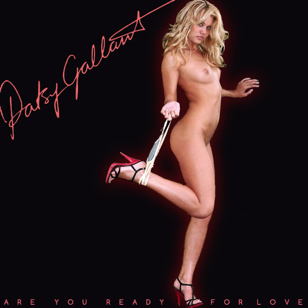 Cover artwork for Are You Ready For Love - Patsy Gallant