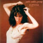 Original Cover Artwork of Patti Smith Group Easter