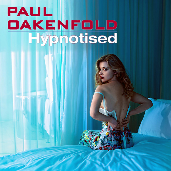 Cover artwork for Hypnotised - Paul Oakenfold