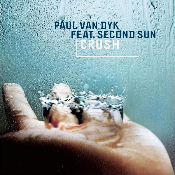 Original Cover Artwork of Paul Van Dyk Crush