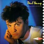 Original Cover Artwork of Paul Young Wherever I Lay My Hat