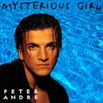 Original Cover Artwork of Peter Andre Mysterious Girl