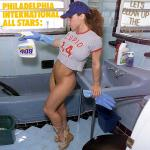 Cover Artwork Remix of Phildelphia International All Stars Lets Clean Up The Ghetto