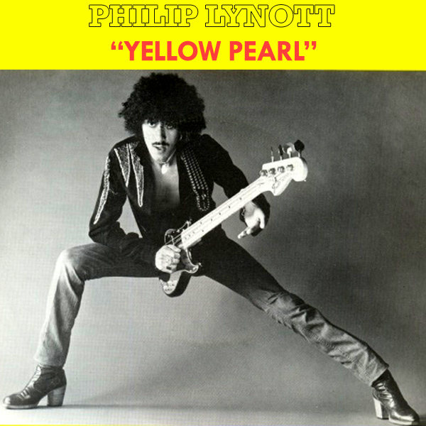 philip lynott yellow pearl 1