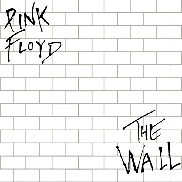 Original Cover Artwork of Pink Floyd The Wall