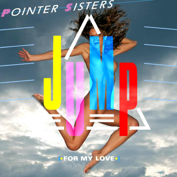 Cover Artwork Remix of Pointer Sisters Jump