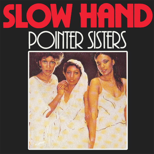 pointer sisters slow hand 1