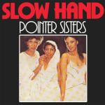 Original Cover Artwork of Pointer Sisters Slow Hand