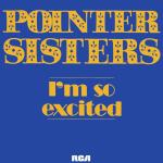 Original Cover Artwork of Pointer Sisters So Excited