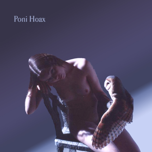 Original Cover Artwork of Poni Hoax Original