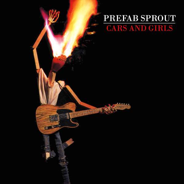 Original Cover Artwork of Prefab Sprout Cars And Girls