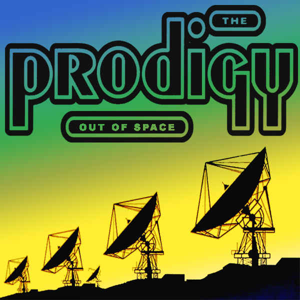 Original Cover Artwork of Prodigy Out Of Space