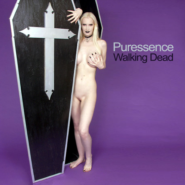 Cover Artwork Remix of Puressence Walking Dead