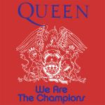 Original Cover Artwork of Queen We Are The Champions