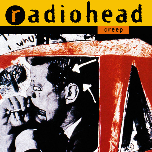 Original Cover Artwork of Radiohead Creep