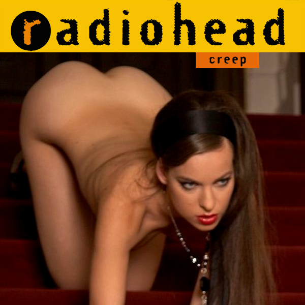 Cover Artwork Remix of Radiohead Creep