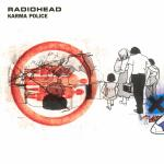 Original Cover Artwork of Radiohead Karma Police