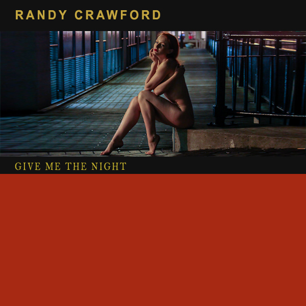 Cover Artwork Remix of Randy Crawford Give Me The Night