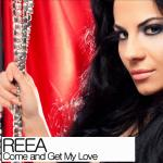 Original Cover Artwork of Reea Come And Get My Love