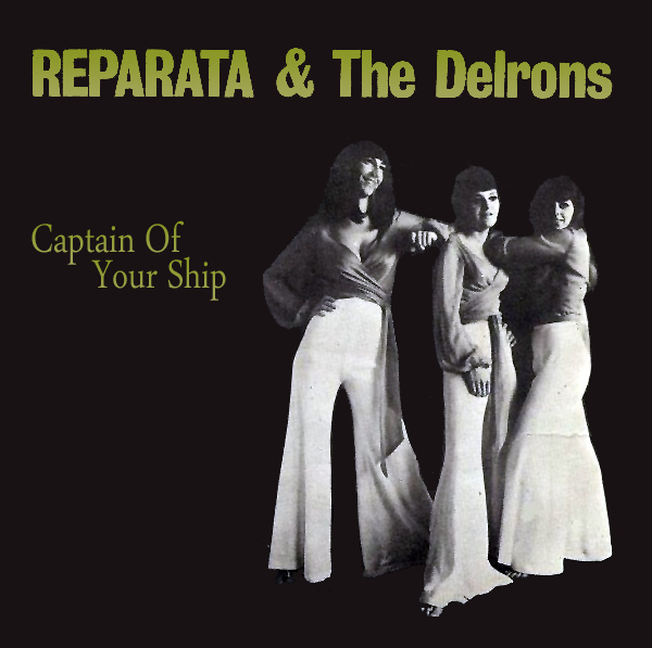 Cover artwork for Captain Of Your Ship - Reparata And The Delrons