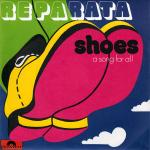 Original Cover Artwork of Reparata Shoes