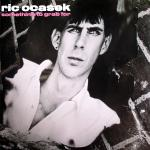 Original Cover Artwork of Ric Ocasek Something To Grab For