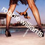 Original Cover Artwork of Robbie Williams No Regrets