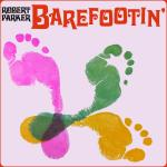Original Cover Artwork of Robert Parker Barefootin