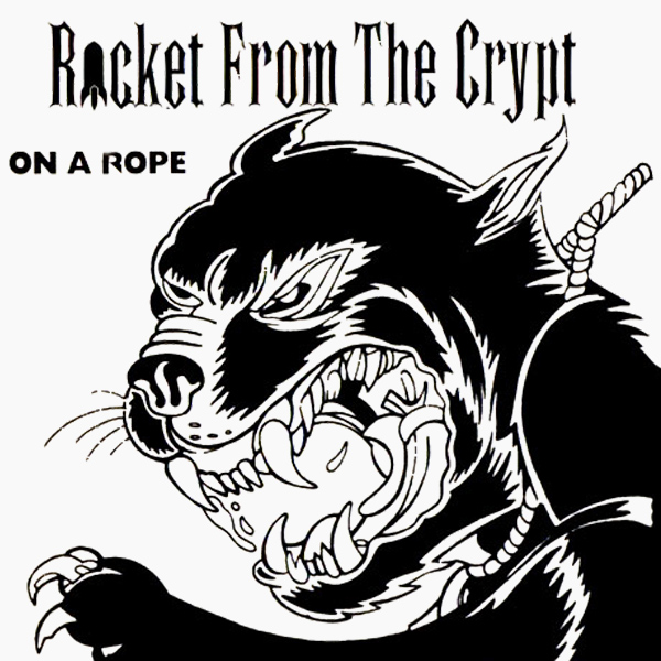 Original Cover Artwork of Rocket From The Crypt
