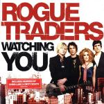 Original Cover Artwork of Rogue Traders Watching You