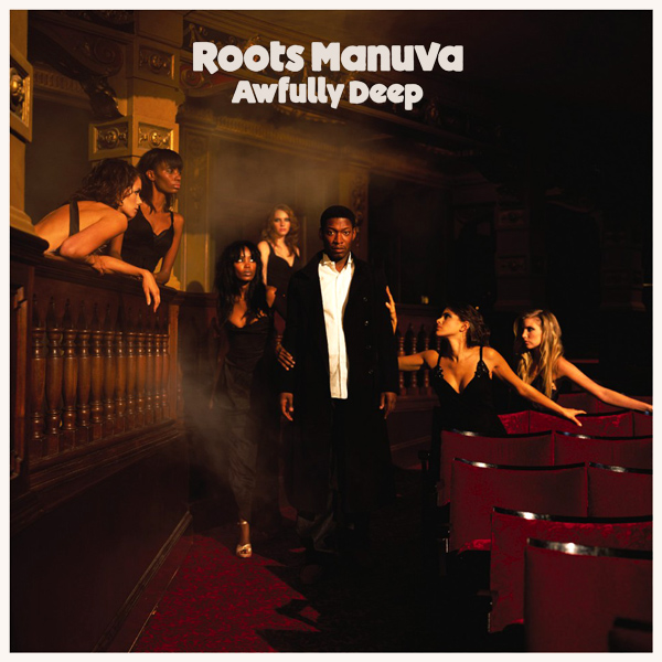 Cover artwork for Awfully Deep - Roots Manuva