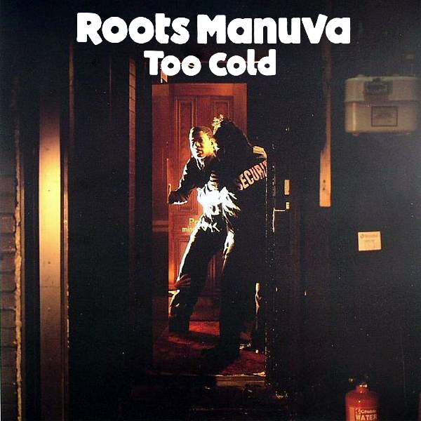Original Cover Artwork of Roots Manuva Too Cold
